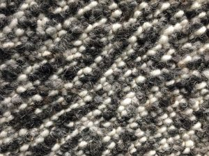 tight woven berber carpeted floor