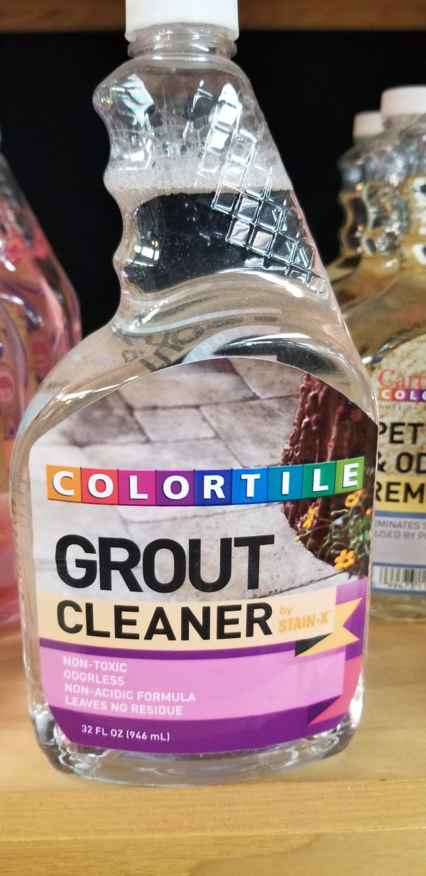 Grout Cleaner