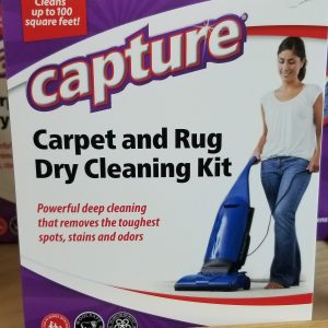 Capture Carpet Cleaning Kit