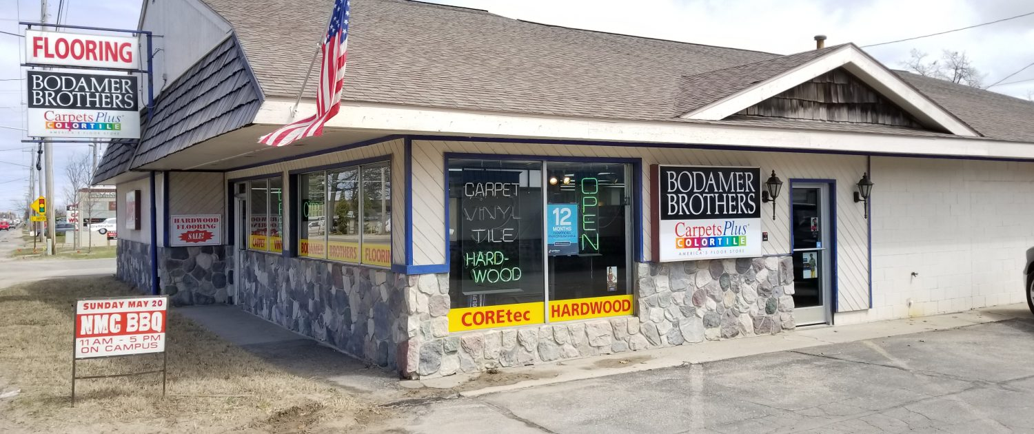 Bodamer Carpets Plus of Traverse City